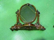 Espejos Barockspiege Espejo De Pared En Repro Antiguo Barroco Estilo Moderno Oro Blanco Arte Y Antigüedades