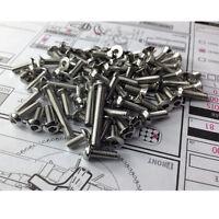 Stainless steel screws Set For Yokomo BD7 2015 ZZRACING