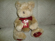 La Senza Silk & Satin 1998 MONET 2nd Bear Canada Annual Christmas Teddy MINT