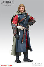LOTR~BOROMIR~SON OF DENETHOR~SIXTH SCALE FIGURE~LE 2000~SIDESHOW~MIB