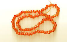 100 Glass Crow Beads 9 x 6 mm  Strung Your choice of colors 1 color per strand