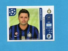 PANINI-CHAMPIONS 2011-2012-Figurina n.87- ZARATE - INTER -NEW BLACK