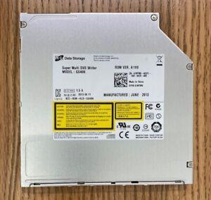 LG/HL Writer GS40N 8X SATA Slim Super-Multi DVD+/-RW Internal Drive Ver.A100 NEW