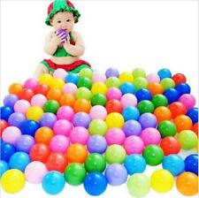 10Pcs/set Multicolor Soft Plastic Water Pool Ocean Wave Ball Funny Baby Toys Hot