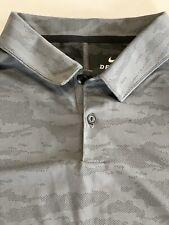 Mens Nike Dri Fit Wave Camo Jacquard Golf Polo Shirt Style Aa1852 L