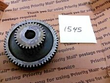 """Reed Prentice 12"""" Lathe Change Gear Headstock 32T/60T 16dp .694"""" Id"""
