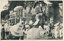 INDONESIE c. 1930 - Cérémonie Procession - PP 152