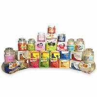** Set of 8 Assorted ** Candy Fragrances Scented Candles Black Friday Deal