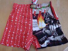 Star Wars Darth Vader Christmas Men's Boxer Shorts With Gift Bag Size S