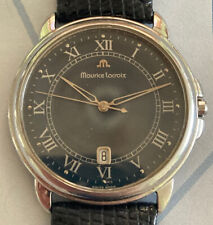 Maurice Lacroix Date Swiss Made All Steel Saphire 3306