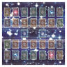 Rubber Play Mat 60x60cm Galaxy Competition Table Pad Playmat For Yu-gi-oh Card
