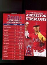 "Andrelton Simmons ""Gold Glove"" Winner Bobblehead + ""3 freebies!"""