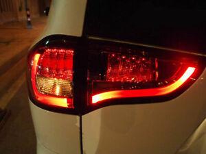 LED BLACK SMOKE REAR TAIL LIGHT FOR MITSUBISHIPAJERO MONTERO SPORT 2009-2014