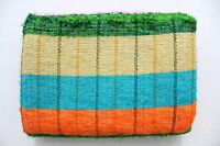 Chindi Rugs Carpet New Design Bohemian Garden Yoga Mat Indian Kilim Counterpane