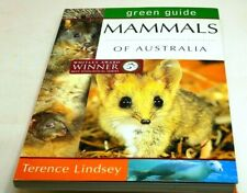 Mammals of Australia (Australian Green Guides) by Lindsey, Terence Paperback