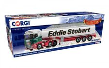 Corgi modern truck Eddie Stobart scania fuel tanker limited edition