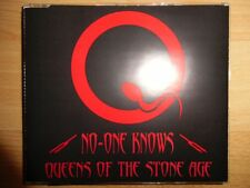 Queens Of The Stone Age - No One Knows *NEU*RADIO ARCHIV* TOP ROCK SINGLE CD