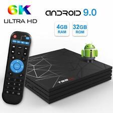 Caja de TV Android 9.0 sidiwen T95 Max 4GB Ram 32GB ROM Allwinner H6 cuatro núcleos