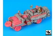Black Dog T35117 1/35 Land Rover Pink Panther accessories set