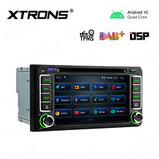 Android 10.0 Car Radio Stereo DVD GPS Headunit 4G DSP For Toyota HILUX RAV4 Vios