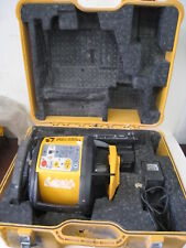 Spectra Precision Laser Level Model 1480 Survey Equipment