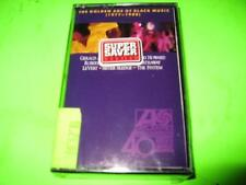 NEW FACTORY SEALED: THE GOLDEN AGE OF BLACK MUSIC 1977-1988 ~ CASSETTE TAPE