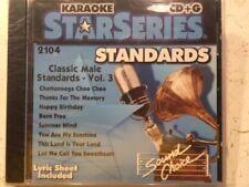 SOUND CHOICE KARAOKE CDG Classic Male Standards Volume 3 2104
