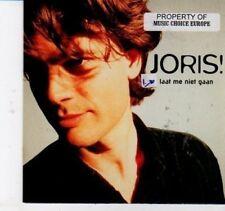 (DH988) Joris!, Laat me niet gaan - 1998 CD