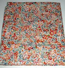 Sferra Jinnee King Pillow Sham 400 Tc Cotton Sateen Floral Print New