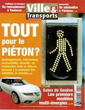 Ville & Transports N°444 Crémaillère du Puy de Dôme, métro Pérouse (26/03/2008)