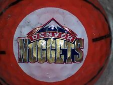 (1) Denver Nuggets Nba Basketball Logo Golf Ball