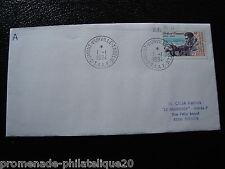TAAF carta 1/1/94 - sello Yvert y Tellier nº188 (cy6)