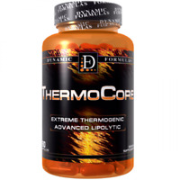 Dynamic THERMOCORE Fat Burner Weight Loss Appetite Control Energy 90 caps - SALE