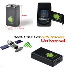 Universal MINI Spy Camera GSM GPRS Car Tracker Listening Device Voice Activated