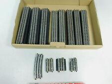 av574-2 # 24 x Trix Express H0 / DC bastler-gleis (Baquelita + plástico): 1354