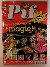 """mensuel """" pif gadget n° 4  avec gadget """" 2004 neuf sous blister"""