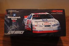 2001 Kevin Harvick #29 Goodwrench Service Plus Chevy Monte Carlo diecast car