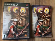 PS2:    ICO      US