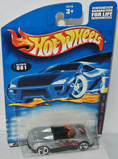 EXTREME Sports #081/2001 - mx-48 TURBO-SILVER/Graphics - 1:64 HOT WHEELS