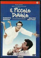 IL PICCOLO DIAVOLO (1988) un film di Roberto Benigni DVD EX NOLEGGIO CECCHI GORI