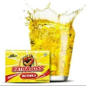 120 Sachets Extra Joss Extrajoss Active Ginseng&Active Quick Energy Boost HALAL