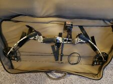 Mathews Mission Menace Youth Bow - excellent condition with quiver,arrows & case