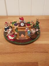 Yankee Candle Mouse Night Before Christmas Jar Holder