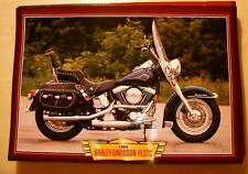 HARLEY-DAVIDSON FLSTC HERITAGE SOFTAIL CLASSIC MOTORCYCLE 90'S BIKE PICTURE 1999