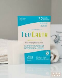 Tru Earth Washing Strips Gentle For Both The Most Sensitive Skin & Nature Vegan