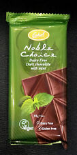 Noble Choice Dairy Gluten Free Vegan Mint Dark Chocolate Block