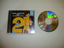21 Golden Hits by Paul Anka (CD, 1963, RCA)