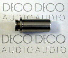 Rega RB300/RB301/RB303 Tonearm Counterweight Metal Stub/Thread (Genuine). DECO