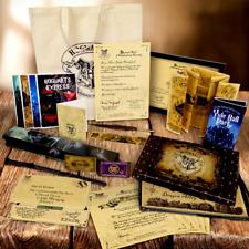 Personalisiert Mega Pack -Hogwarts Brief Zauberstab Spells 1