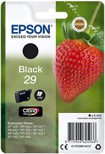 Epson Black 29 Druckerpatrone schwarz XP Tinte Tintenpatrone Drucker Zubehör